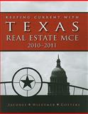 Keeping Current with Texas Real Estate MCE, Jacobus, Charles J. and Wiedemer, John P., 0840058764
