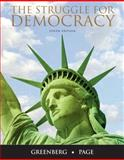 Struggle for Democracy, Greenberg and Greenberg, Edward S., 0205078761