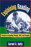 Explaining Reading 9781572308770