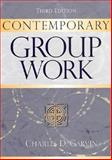Contemporary Group Work, Garvin, Charles D., 0205198775