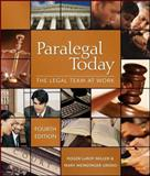 Paralegal Today - Legal Team at Work, Miller, Roger and Urisko, Mary, 1435438779