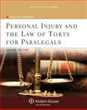 Personal Injury and the Law of Torts for Paralegals, Morissette, 0735598770