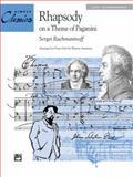 Rachmaninoff/Rhapsody on a Theme of Paganini, Sergei Rachmaninoff, Sharon Aaronson, 0739008773