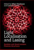 Light Localisation and Lasing : Random and Pseudo-Random Photonic Structures, , 1107038774