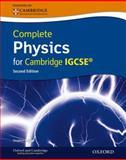 Complete Physics for Cambridge IGCSE, Stephen Pople, 019913877X