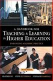 A Handbook for Teaching and Learning in Higher Education, Heather Fry and Steve Ketteridge, 0749438770