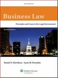Business Law : Principles and Cases in the Legal Environment 2E, Davidson, 1454838779