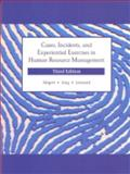 Cases, Incidents and Experiential Exercises in Human Resource Management 3rd Edition
