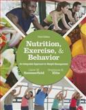 Nutrition, Exercise, and Behavior 3rd Edition