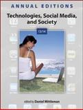 Technologies, Social Media, and Society 13/14, Mittleman, Daniel, 0073528773