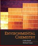 Environmental Chemistry, Baird, Colin and Cann, Michael, 0716748770