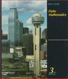 Finite Mathematics, Smith, Karl J., 0534168787