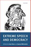 Extreme Speech and Democracy, , 0199548781