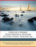 Goethe's Werke, , 1270868780