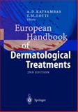 European Handbook of Dermatological Treatments 9783540008781