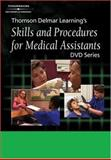 Skills and Procedures for Medical Assistants : Therapeutic and Rehabilitative Procedures, Delmar/Thomson Learning Staff, 1401838782