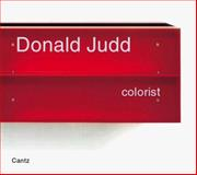 Donald Judd, William Agee, 3893228780