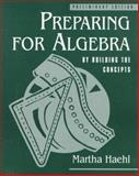 Preparing for Algebra, Haehl, Martha, 0136088783