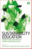 Sustainability Education, Stephen Sterling and Paula Jones, 1844078787