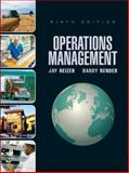 Operations Management, Heizer, Jay and Render, Barry, 0138128782