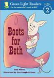 Boots for Beth, Alex Moran, 0152048782