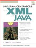 Program Generators with XML and Java with CD-ROM, Cleaveland, Craig and Cleaveland, J. Craig, 0130258784