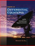 A First Course in Differential Equations with Modeling Applications, Zill, Dennis G., 0534418783