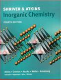 Inorganic Chemistry, Shriver, Duward and Atkins, Peter, 0716748789