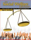 The Social Welfare : Discovery of Social Responsibility, Jennings, Mylo, 0757568785