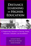Distance Learning in Higher Education, Alfred P. Rovai, 0807748781