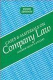 Cases and Materials on Company Law, Hicks, Andrew and Goo, S. H., 1854318780