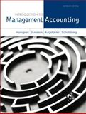 Introduction to Management Accounting 16th Edition