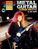 Metal Guitar Technique and Style, John Tapella, 0898988780