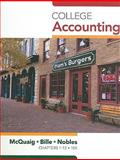 College Accounting, McQuaig, Douglas and Bille, Patricia, 1439038783