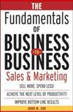 The Fundamentals of Business-to-Business Sales and Marketing 9780071408790