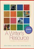 A Writer's Resource : A Handbook for Writing and Research, Maimon, Elaine and Peritz, Janice, 0077368797