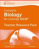 Complete Biology for Cambridge IGCSE, Ron Pickering, 0199138796