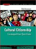 Cultural Citizenship, Stevenson, Nick, 0335208797