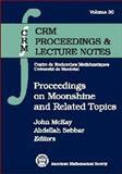 Proceedings on Moonshine and Related Topics, , 0821828797