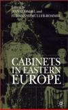 Cabinets in Eastern Europe, Blondel, Jean and Muller-Rommel, Ferdinand, 0333748794