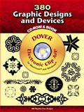 380 Graphic Designs and Devices, Dover Publications Inc, 0486998797