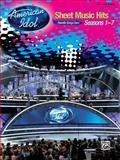 American Idol® Sheet Music Hits, Seasons 1-7, Matz, Carol, 0739058797