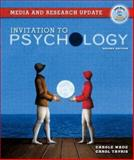 Invitation to Psychology, Media and Research Update 9780131778795