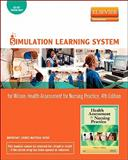 Simulation Learning System for Health Assessment for Nursing Practice (User Guide and Access Code), Wilson, Susan F., 0323078796