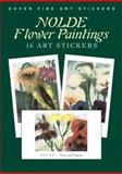 Nolde Flower Paintings, Emil Nolde, 0486438791