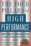 The Four Pillars of High Performance, Light, Paul C., 0071448799