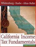 California Income Tax Fundamentals, Whitteburg, 0324058799