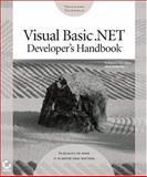 Visual Basic . NET Developer's Handbook, Evangelos Petroutsos and Kevin Hough, 0782128793