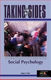 Taking Sides : Clashing Views on Controversial Issues in Social Psychology, Nier, Jason A., 0072978791