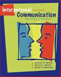 Interpersonal Communication : Relating to Others, Beebe, Steven A. and Beebe, Susan J., 020548879X